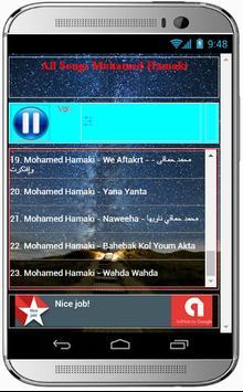 All Songs Mohamed Hamaki screenshot 2