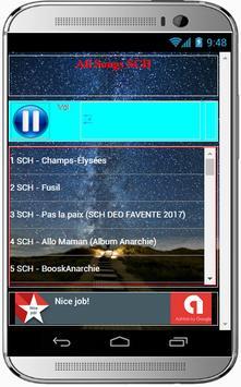All Songs SCH apk screenshot