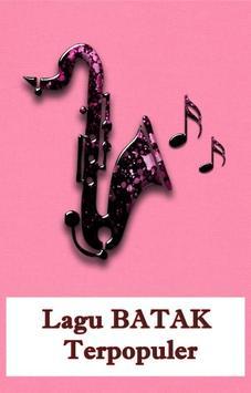 Lagu BATAK Terpopuler poster