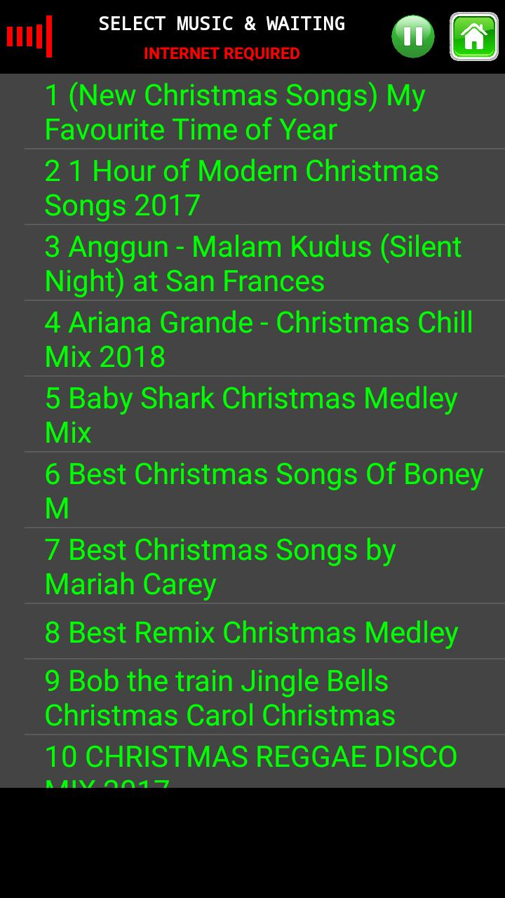 Non Stop Christmas Music.Video Music Christmas Non Stop For Android Apk Download