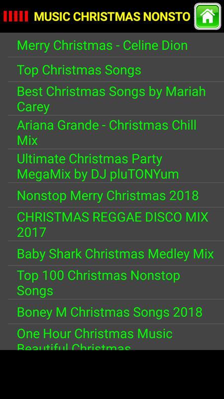 video music christmas non stop screenshot 14 - Best Christmas Music Videos