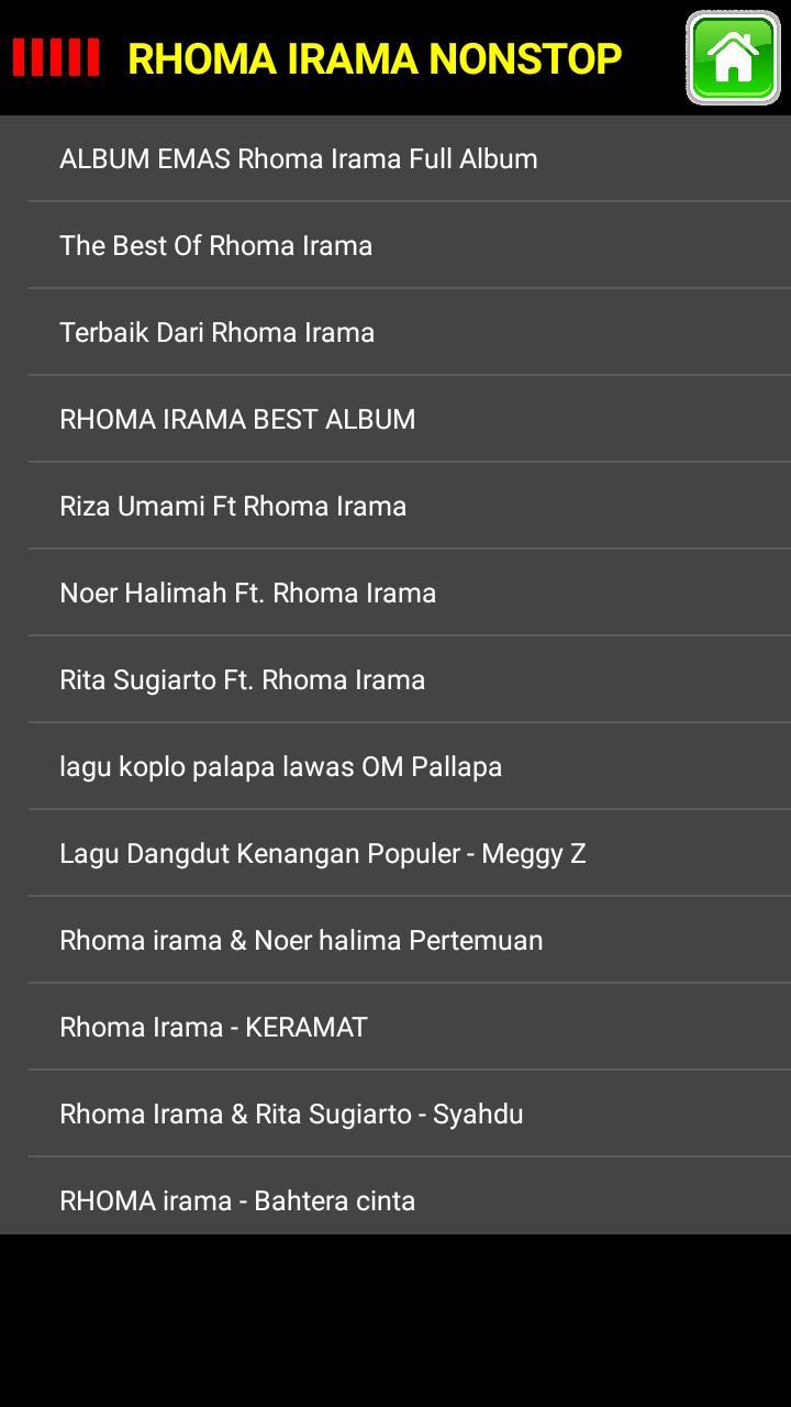 Kumpulan Mp3 Full Album Roma Irama