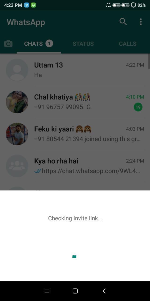 Latest Whatsapp Groups 2018 - Whatsapp Group Links for