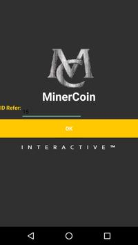 MinerCoin (Collect Satoshis - Bitcoin) apk screenshot