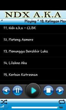 Music NDX-AKA Familia apk screenshot