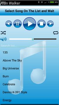 Alan Walker - all the best songs apk screenshot
