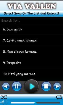 Lagu Via Vallen screenshot 1