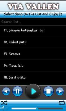 Lagu Via Vallen screenshot 2