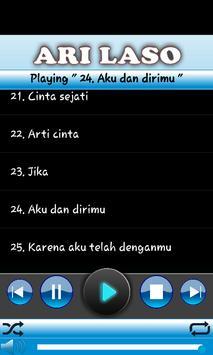 Lagu ARI LASO Terbaik screenshot 4