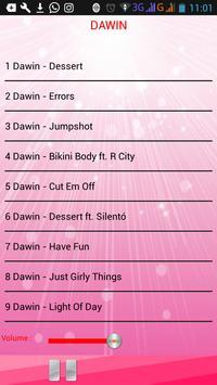 Lagu DAWIN screenshot 1