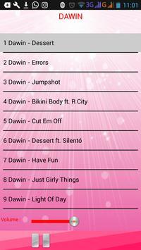 Lagu DAWIN screenshot 2