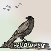 Sounds of Crows Halloween icon