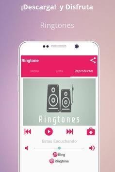 Free iphone ringtones poster