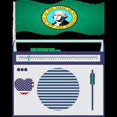 Washington dc radio stations FM AM icon