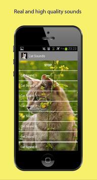 Cat Sounds apk screenshot