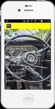 Car Horn Sounds poster