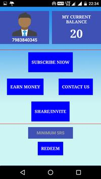 Earn India screenshot 1