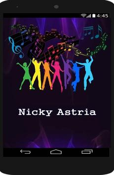 NICKY ASTRIA Full MP3 poster