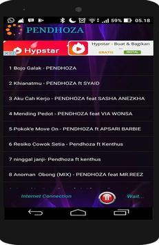 PENDHOZA music HIP HOP captura de pantalla de la apk