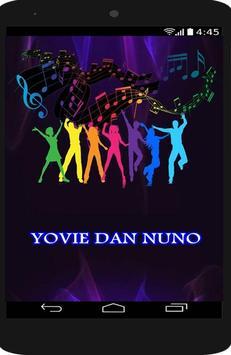 YOVI dan NUNO - Dia Milikku poster