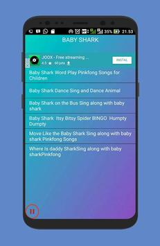 ALL SONGS BABY SHARK screenshot 3