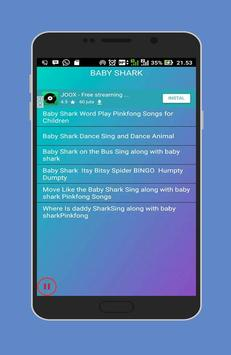 ALL SONGS BABY SHARK screenshot 2