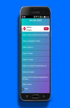 MALUMA MP3 STREAMING screenshot 1