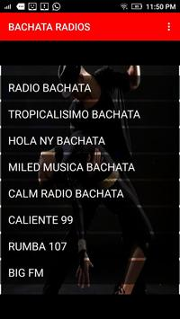 Musica Bachata screenshot 1