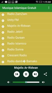 Islamic Music Free poster