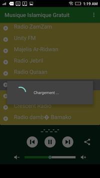 Islamic Music Free screenshot 1