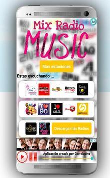 MixRadio Music screenshot 1