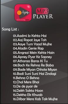 Amitabh Bachchcan Hits screenshot 1