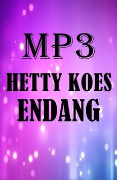 MP3 Hetty Koes Endang Terlaris lengkap apk screenshot