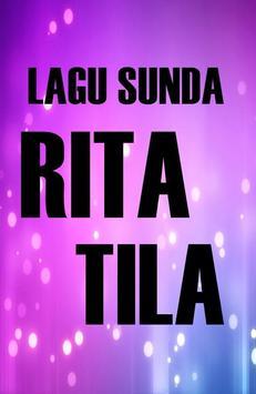Lagu Sunda RITA TILA lengkap poster