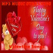 Valentine Songs icon