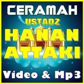 ceramah ustadz Hanan Attaki Lc icon