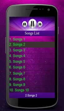 Lagu Putri D'Academy 4 screenshot 1