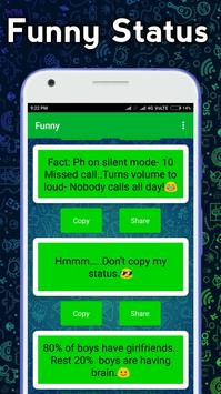 WhatsFun - Best Status For Whatsapp screenshot 7