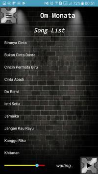 Lagu Dangdut MONATA Terbaru screenshot 5