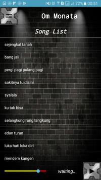 Lagu Dangdut MONATA Terbaru screenshot 3