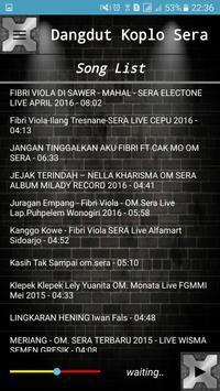 Dangdut SERA Terbaru screenshot 3