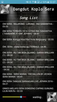 Dangdut SERA Terbaru screenshot 5