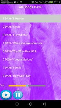 DAY6 SONGS screenshot 2