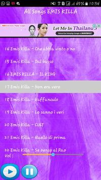 EMIS KILLA SONGS apk screenshot