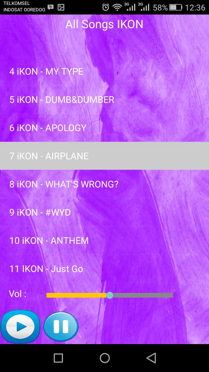 All Songs IKON for Android - APK Download