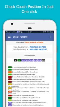 Train info live status apk screenshot