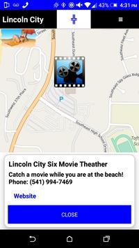 Lincoln City Oregon apk screenshot