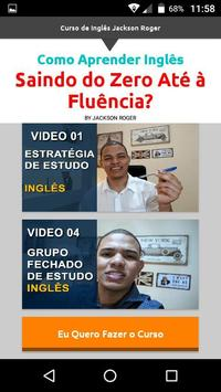 Como Aprender Inglês? screenshot 1