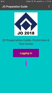 SAIL JO 2018 Preparation Guide poster