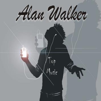 Alan Walker Top Music poster